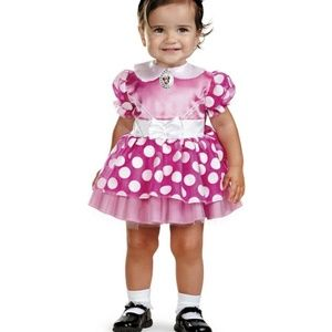 Minnie Mouse Costume 12 to 18 months